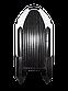 Лодка надувная моторно-гребная килевая Ривьера  3600 НДНД, Грузоподъемность: 750кг, Вместимость: 4 чел., Кол-в, фото 2