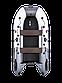 Лодка надувная моторно-гребная килевая Ривьера  3200 НДНД, Грузоподъемность: 500кг, Вместимость: 3 чел., Кол-в, фото 3