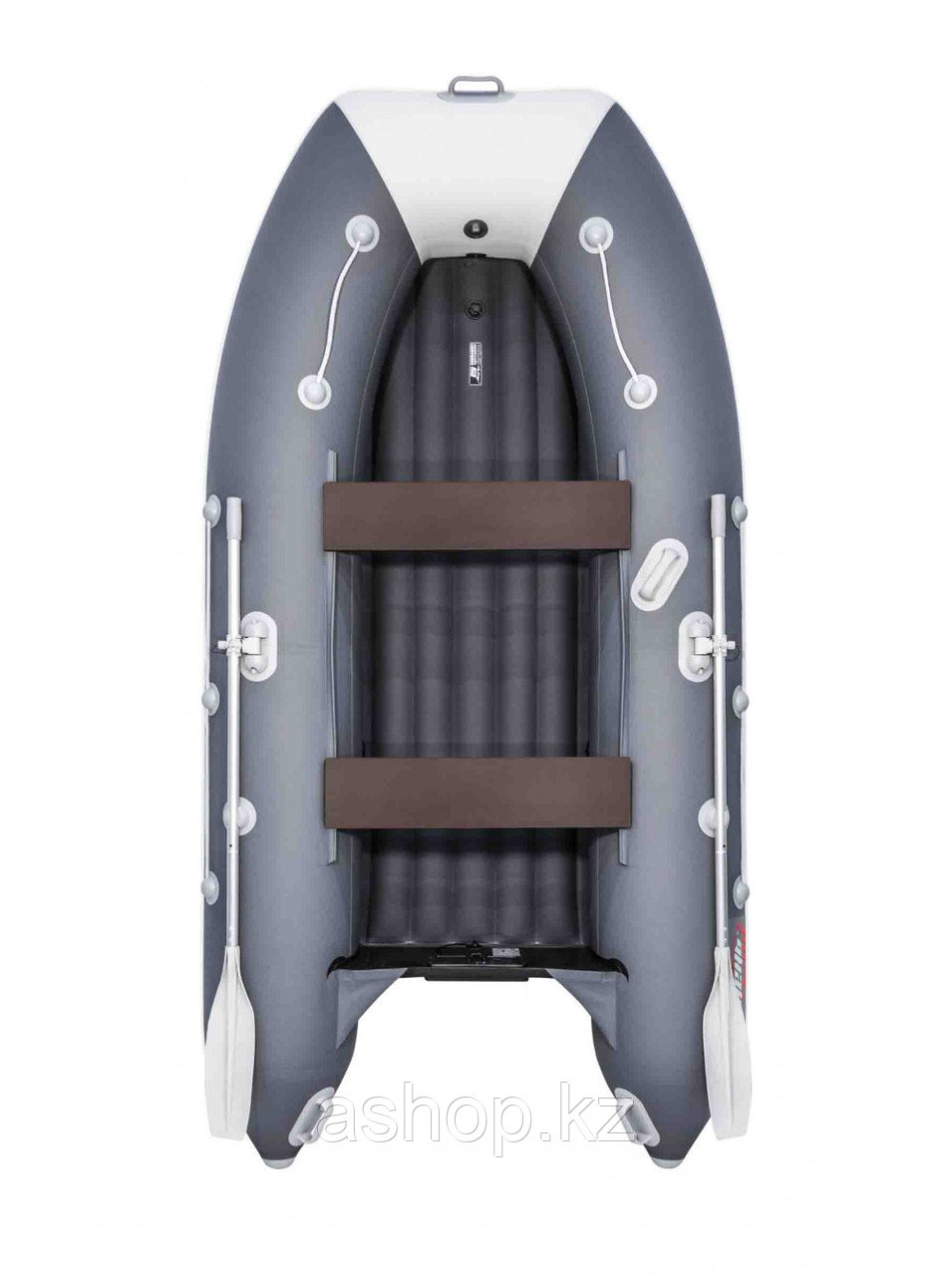 Лодка надувная моторно-гребная килевая Таймень 3200 НДНД, Грузоподъемность: 550кг, Вместимость: 3 чел., Кол-во