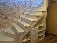Лестница изготовление монтаж