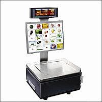Электронные весы с печатью этикетки Mettler Toledo Tiger