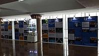 Оформление выставки Изготовление выставочных стендов по индивидуальному заказу, фото 1