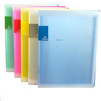 Папка с вкладышами А5 (16*21см), 20 файлов, плотная