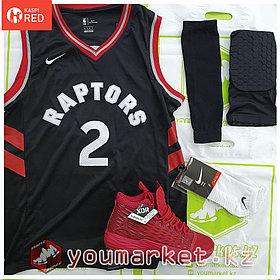 Баскетбольная форма «Торо́нто Рэ́пторс» (Toronto Raptors) игрок Кавай Леонард (Kawhi Leonard)