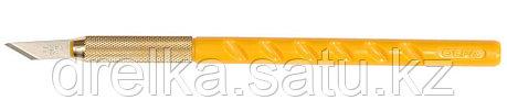 Нож OLFA с перовым лезвием, 6мм, фото 2