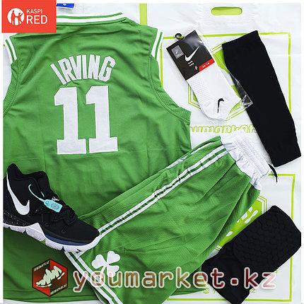 Баскетбольная форма «Бо́стон Се́лтикс» (Boston Celtics) игрок Кайри́ И́рвинг (Kyrie Irving), фото 2