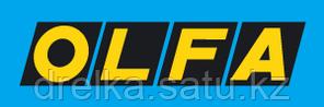 """Нож OLFA """"Utility Models"""" перовой дизайнерский, для точных работ, рукоятка с мини шпателем, 5 лезвий, 4мм , фото 2"""