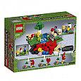 21153 Lego Minecraft Шерстяная ферма, Лего Майнкрафт, фото 2