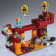 21154 Lego Minecraft Мост ифрита, Лего Майнкрафт, фото 5