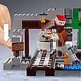 21155 Lego Minecraft Шахта крипера, Лего Майнкрафт, фото 4
