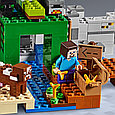 21155 Lego Minecraft Шахта крипера, Лего Майнкрафт, фото 5