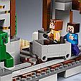 21155 Lego Minecraft Шахта крипера, Лего Майнкрафт, фото 8