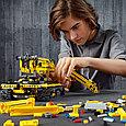 42097 Lego Technic Мостовой кран, Лего Техник, фото 6
