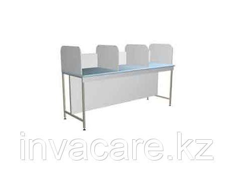 Стол для ингаляции (трехместный)
