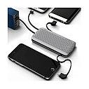 Портативное зарядное устройство iWalk UBT8000X Silver, фото 3