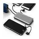 Портативное зарядное устройство iWalk UBT12000X Silver, фото 3