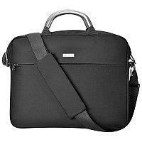 Конференц-сумка c шильдом PRESTIGE , черный, , 9622