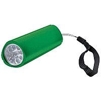 Фонарь треугольный (9 LED), Зеленый, -, 14004 15