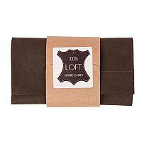 """Органайзер кожаный,""""LOFT"""", коричневый, кожа натуральная 100%, коричневый, , 34001"""