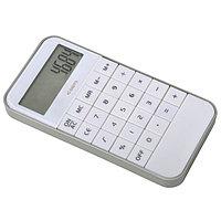 Калькулятор, белый, , 7022