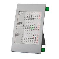 Календарь настольный на 2 года, Зеленый, -, 9509 15, фото 1