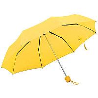 Зонт складной FOLDI, механический, Желтый (Pantone 106C), -, 7430 03