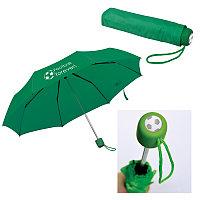 Зонт складной FOLDI, механический, Зеленый, -, 7430 15, фото 1