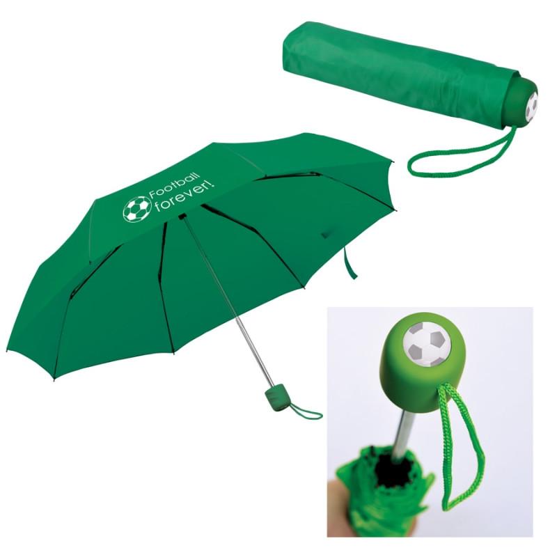 Зонт складной FOLDI, механический, Зеленый, -, 7430 15