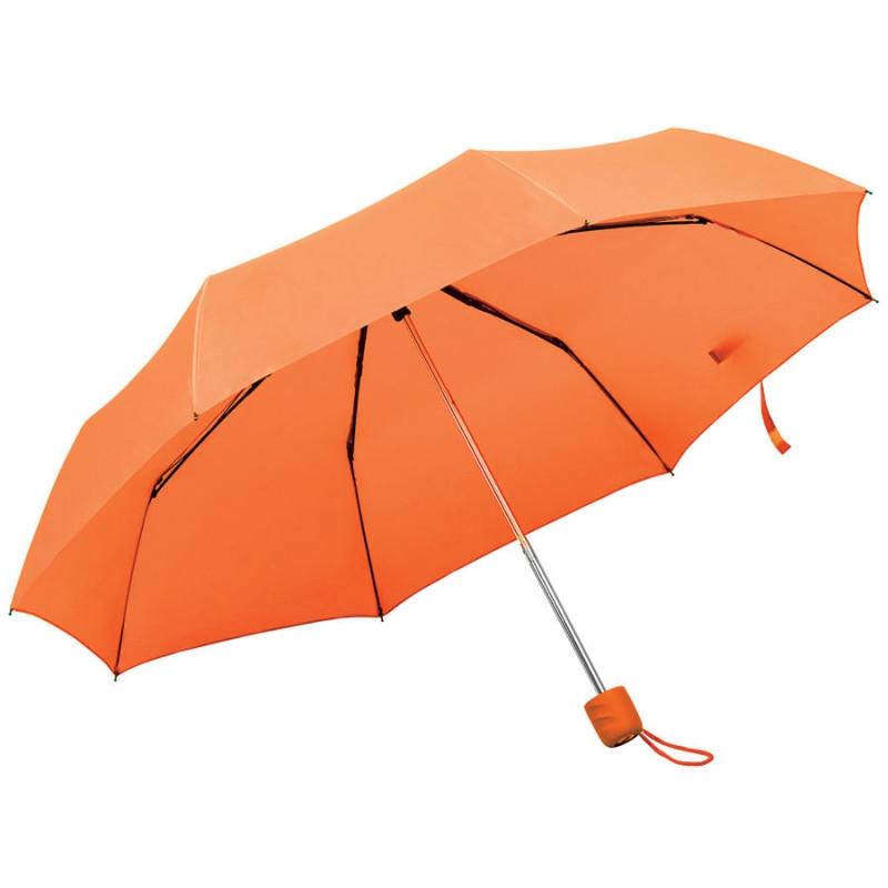 Зонт складной FOLDI, механический, Оранжевый, -, 7430 05
