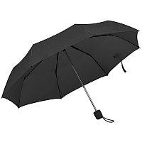 Зонт складной FOLDI, механический, Черный, -, 7430 35