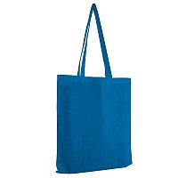 Сумка для покупок из хлопка ECO, Синий, -, 16102 24