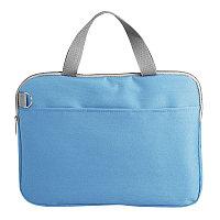 """Конференц-сумка """"Тодес-2"""" отделением для ноутбука, Голубой, -, 8445 22"""