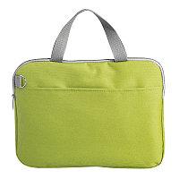 """Конференц-сумка """"Тодес-2"""" отделением для ноутбука , Зеленый, -, 8445 15"""