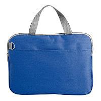 """Конференц-сумка """"Тодес-2"""" с отделением для ноутбука, Синий, -, 8445 24"""