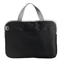 """Конференц-сумка """"Тодес-2"""" с отделением для ноутбука, Черный, -, 8445 35"""