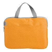 """Конференц-сумка """"Тодес-2"""" отделением для ноутбука, Оранжевый, -, 8445 06"""