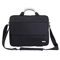 Конференц-сумка c шильдом BUSINESS TRIP, черный, , 9630