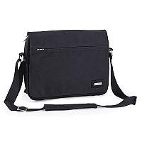 Конференц-сумка c шильдом BUSINESS, черный, , 9631