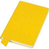 "Бизнес-блокнот А5  ""Provence"", желтый , мягкая обложка, в клетку, Желтый, -, 21213 03"