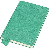 """Бизнес-блокнот А5  """"Provence"""", мятный, мягкая обложка, в клетку, Зеленый, -, 21213 16"""