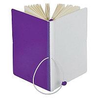 """Бизнес-блокнот А5  """"Franky"""" , мягкая обложка, в линейку, Фиолетовый, -, 21212 11"""