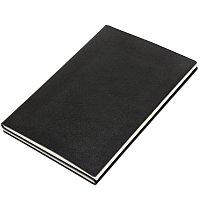 """Бизнес-блокнот А5 """"Twizzy"""", двусторонний, мягкая обложка, линейка/клетка , черный, , 22602, фото 1"""