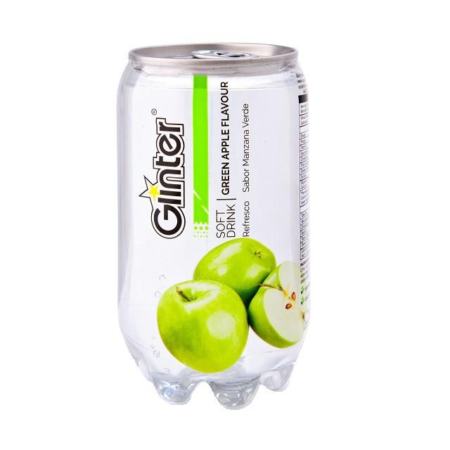 Glinter Зелёное Яблоко 350 ml.
