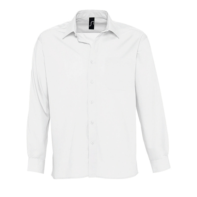 Рубашка мужская BALTIMORE 105, Белый, S, 716040.102 S
