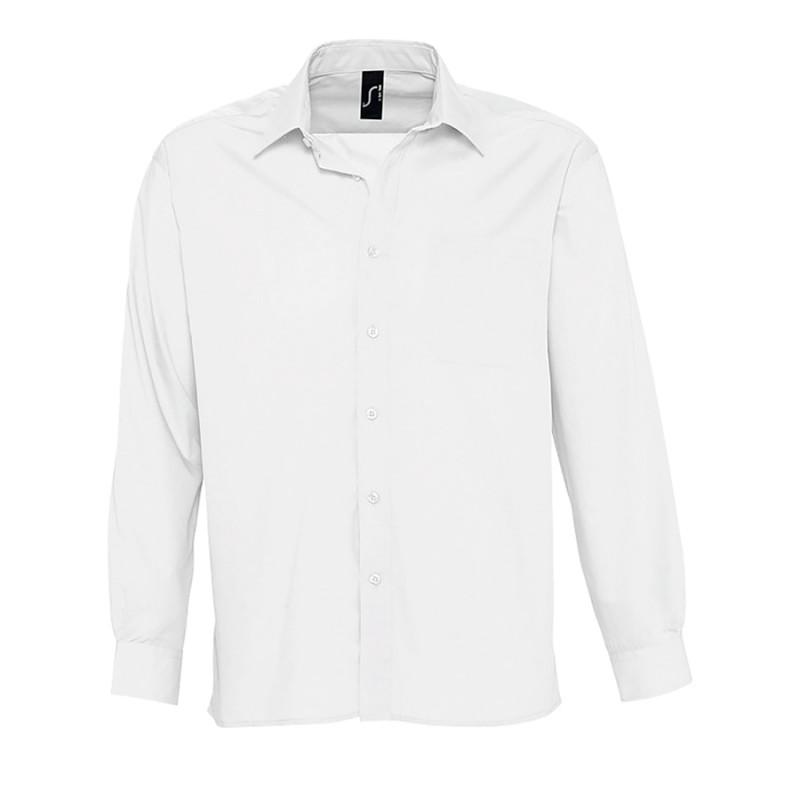 Рубашка мужская BALTIMORE 105, Белый, 2XL, 716040.102 2XL