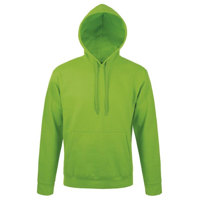 Толстовка унисекс SNAKE 280, Зеленый, S, 747101.281 S