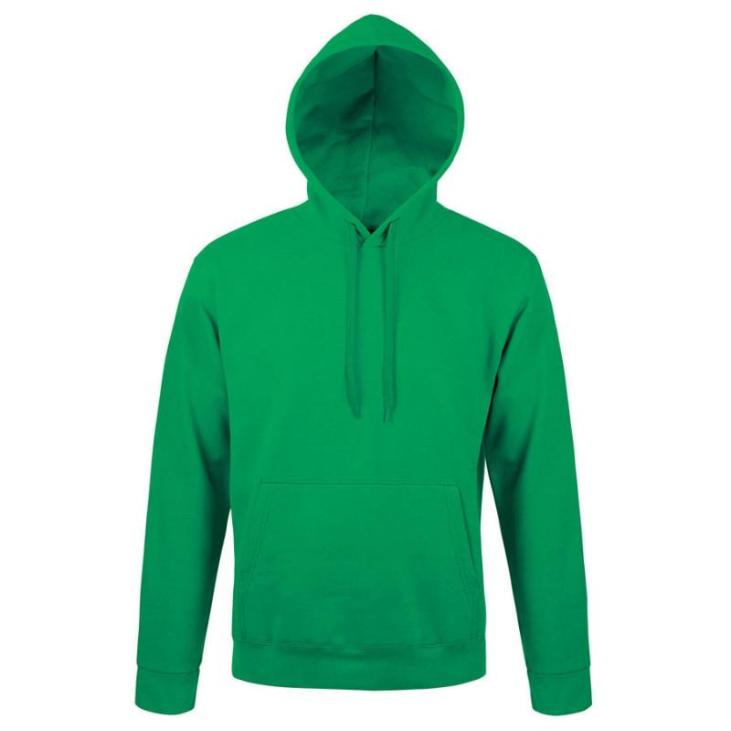 Толстовка унисекс SNAKE 280, Зеленый, 2XL, 747101.272 2XL