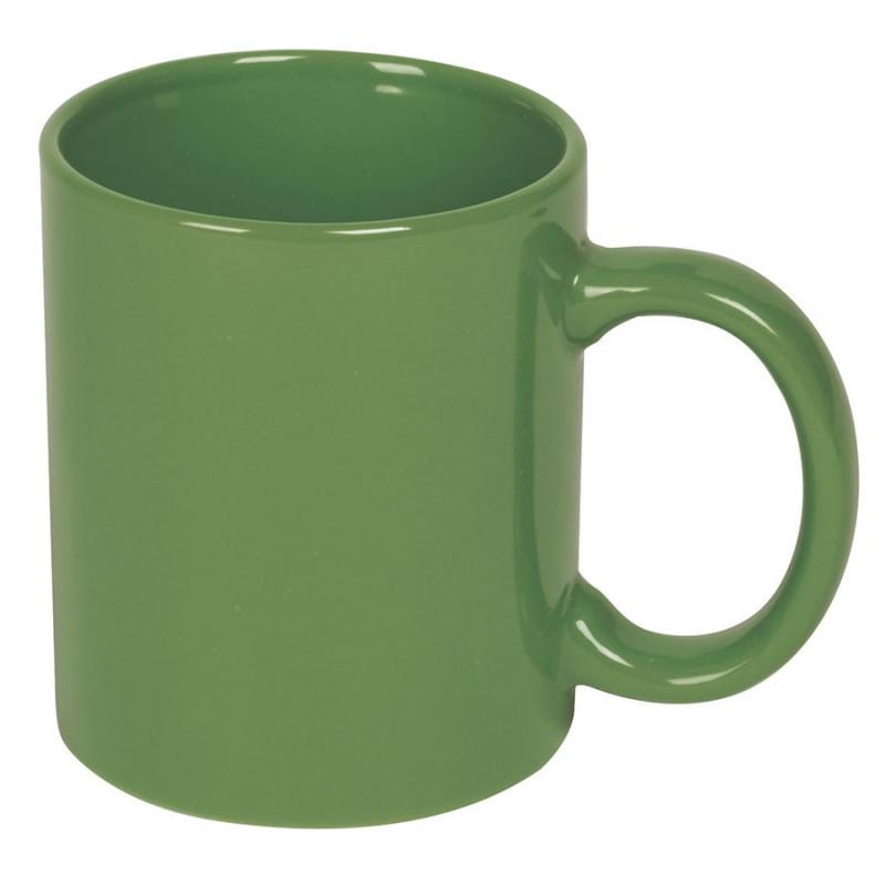Кружка BASIC, Зеленый, -, 9403 15