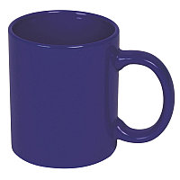 Кружка BASIC, Темно-синий, -, 9403 26