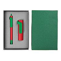 Набор подарочный FORTE SET FANTASY: Универсальный аккумулятор (3000мАh) и ручка, разные цвета, , 20225, фото 1